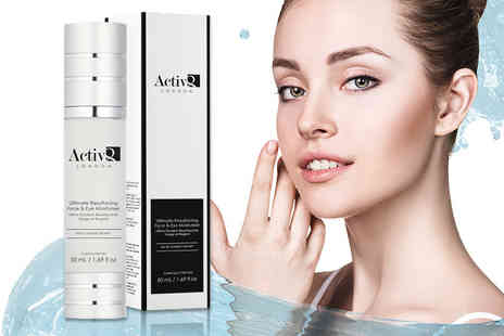 Amk Lab - Ultimate resurfacing face and eye moisturiser - Save 92%