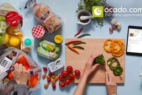 Ocado - Up to £80 to Spend on Groceries Plus Free Delivery Smart Pass - Save 60%