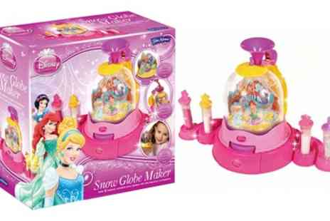 Groupon Goods Global GmbH - Disney Princess Snow Globe Maker - Save 52%
