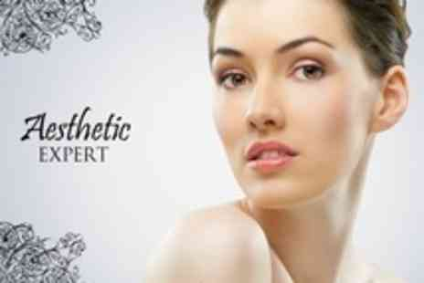 Aesthetic Expert - Three Microdermabrasion Sessions or Three Glycolic Peels - Save 67%