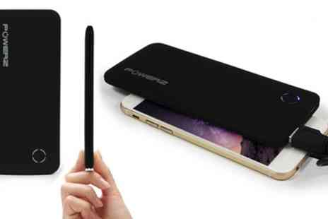 Groupon Goods Global GmbH - One or Two Ultra Thin Power Banks 5000mAh - Save 53%