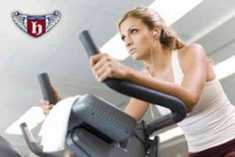 Hatton Health and Fitness - Ten Gym Passes - Save 85%