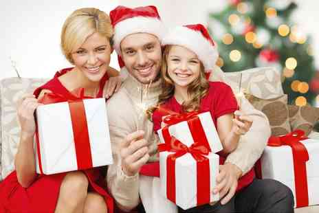 Smart Films - Christmas Photoshoot with Prints and Cards - Save 95%