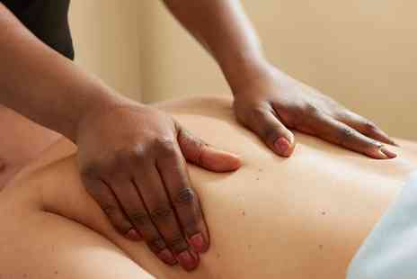 Chic Beauty - Full Body Aromatherapy Massage Including Face and Scalp Massage - Save 48%