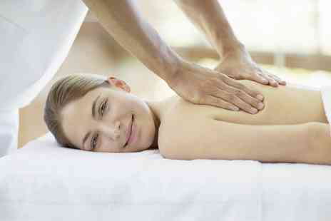 Beaubelles - 30 Minute Back, Neck and Shoulder Massage or One Hour Full Body Massage - Save 53%