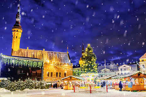 Christmas Markets of Tallinn - Medieval Marvels and Festive Delights For Two - Save 0%