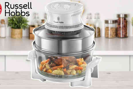 Giddy Aunt - Russell Hobbs Halogen Oven - Save 60%