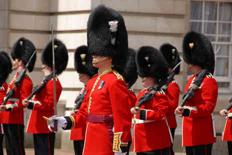 Best Tours - 2.5 hour royal guard themed London walking tour for one or two - Save 65%