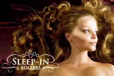 Sleeping Beauty - Two Packs of Sleep In Rollers - Save 60%