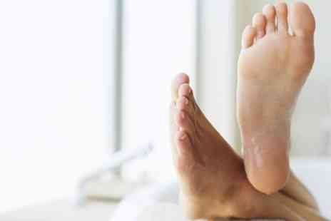 Happy Health Clinics - One Corn Removal Foot Treatment - Save 56%