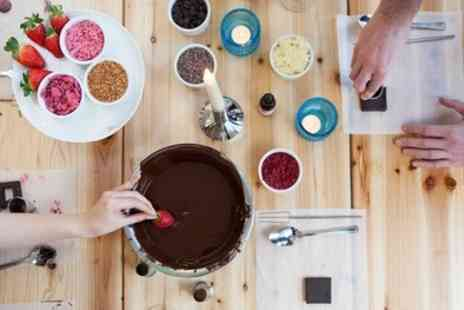 My chocolate - Chocolate Making Workshop for One or Two - Save 40%