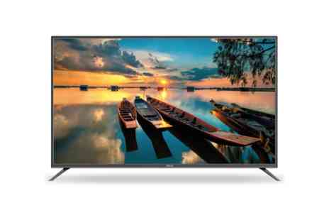 Groupon Goods Global GmbH - Akai AKTV654 65 Inch UHD Smart TV With Free Delivery - Save 39%