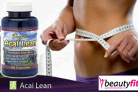 Beauty Fit - Get a bikini body fast with a months supply for Acai Lean slimming - Save 76%