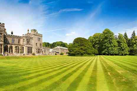 Armathwaite Hall Hotel - Lake District mansion stay with 2 AA Rosette dinner - Save 34%