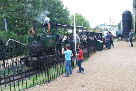 London Museum of Water & Steam - Adult ticket to the London Museum of Water and Steam including Waterworks interactive gallery - Save 42%