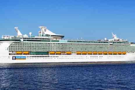CruiseDeals - Royal Caribbean all inclusive cruise to France & Spain - Save 0%
