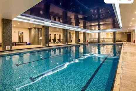 Imagine Spa - Eight hour spa retreat with spa access, a choice of treatment and a £10 voucher - Save 59%