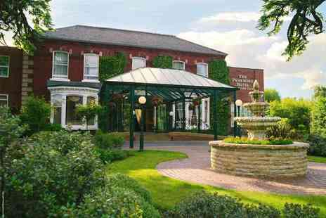 Parkmore Hotel - Overnight Stockton On Tees getaway for two including three course dinner, breakfast and leisure access - Save 46%