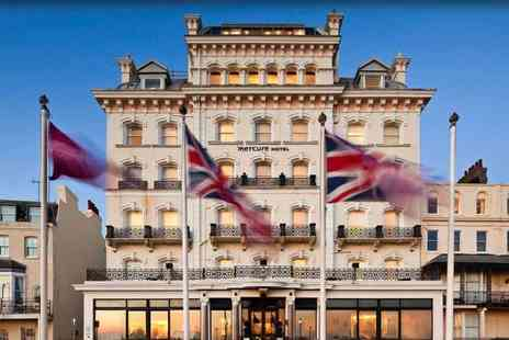 Jupiter Hotels - Overnight 4 Star Brighton stay for two with dinner and breakfast - Save 60%