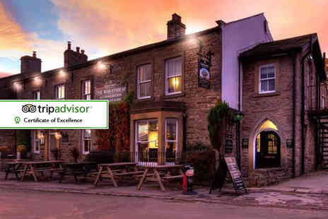 The Wheatsheaf in Wensleydale - Two night Yorkshire break for two with breakfast - Save 48%