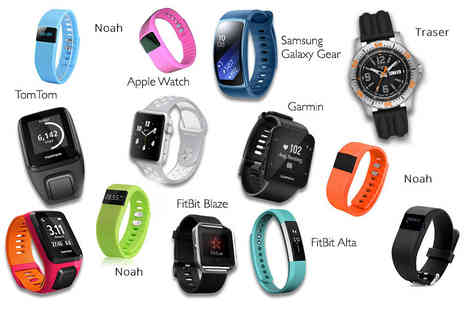 Kendor Van Noah - Mystery sports watch deal from Apple, Fitbit, Noah, TomTom, Samsung and more - Save 0%