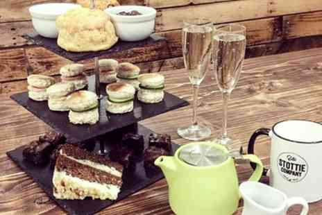 The Stottie Company - Afternoon Tea for One or Two - Save 0%
