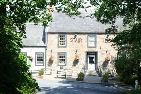 Stair Inn - One to Three Night Stay for Two with Breakfast, Tea or Coffee on Arrival and Option for Dinner - Save 0%