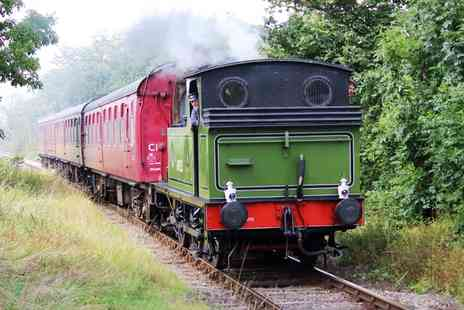 Wensleydale Railway - One child or adult ticket to Santa Special on 2 To 10 December - Save 0%