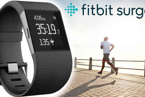 Ultimo Electronics - Fitbit Surge - Save 46%