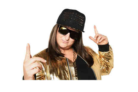 VMS Live - Two standard Honey G show tickets or include VIP meet and greet - Save 64%
