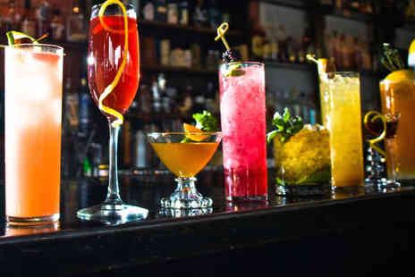 The Jam House - Four cocktails for share for two or four with nibbles and entry to live music - Save 83%