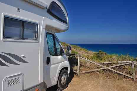 National Motorhomes - Luxury three or seven night motorhome hire for two from November to January 2018 - Save 0%