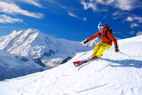 Weekender Breaks - Three or five night Andorra ski resort stay with flights - Save 49%