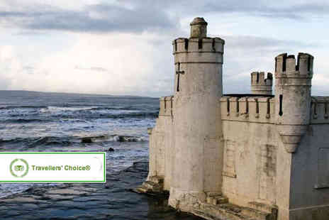 Diamond Coast Hospitality - One or two night 4 Star County Sligo stay for two including breakfast, tea or coffee with scones and late check out - Save 32%