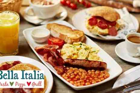 Bella Italia - Prosecco Brunch for One or Two - Save 57%