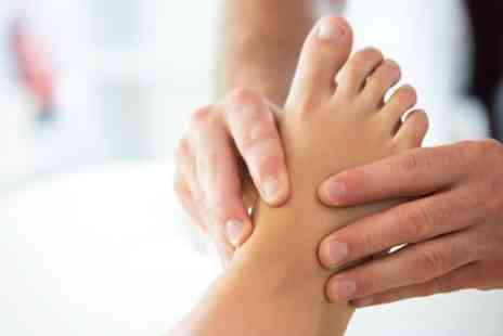 Swellness Therapies - 60 Minute Reflexology with Consultation - Save 51%