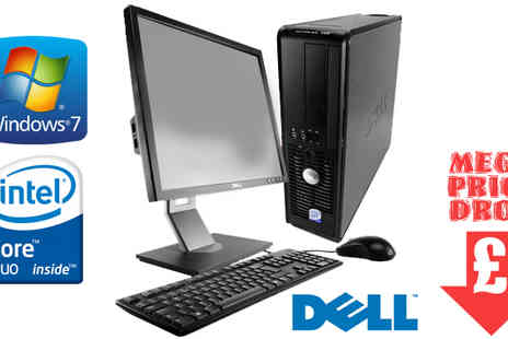Euro Communications Distribution - Dell E6750 2.66GHZ unit - Save 75%