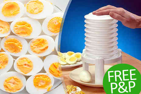 Transformational Capital - Two Second Magic Egg Peeler - Save 62%