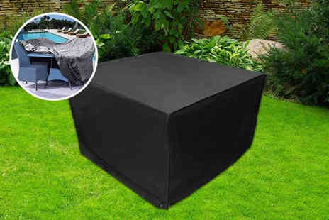 Groundlevel - Medium or large outdoor furniture cover or large or extra large cover - save up to 60% - Save 60%