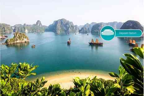 THG Holidays - Nine day Vietnam Tour with selected meals, transport and return flights - Save 32%