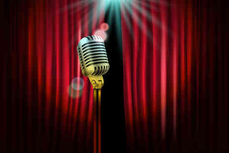 Red Letter Days - live comedy night for two - Save 0%