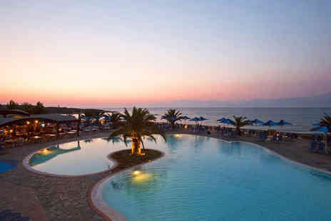 Bargain Late Holidays - Three, five or seven night all inclusive 4 Star Corfu break with flights - Save 32%