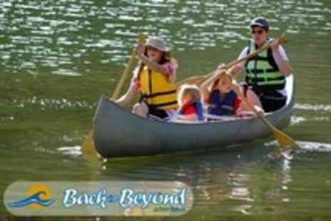 Back of Beyond Adventures - Two Hours Canoeing For Two - Save 68%