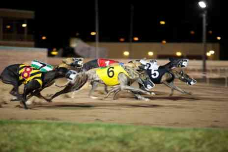 Poole Greyhounds - Greyhound Racing with Food, Drink and Racecard on 3 October To 11 December - Save 65%