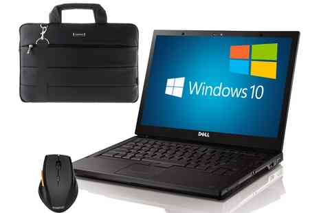 Computer Remarketing Services - Refurbished Dell Latitude E4310 Core i5 Processor, 320GB 1T HDD, 4 to 8GB RAM Windows 10 13.3 inch Laptop With Free Delivery - Save 0%