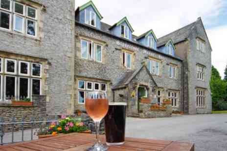 Stonecross Manor Hotel - One Night Stay for Two with Breakfast, Dinner and Spa Access - Save 36%
