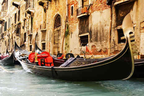 Hotel Al Sole - 15th Century Hotel Overlooking Grand Canal For Two - Save 78%