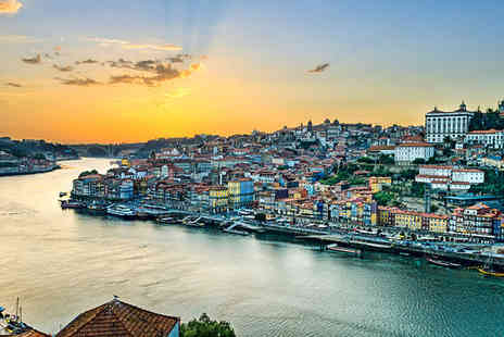 Charm Guest House Douro - Four Star Small Boutique Wine Tasting and Douro River Cruise For Two - Save 64%