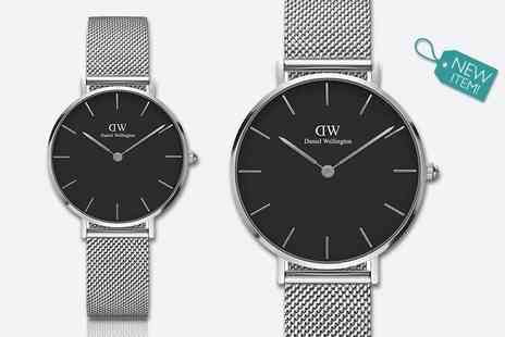 GK1706 - Ladies Daniel Wellington DE0162 mesh watch - Save 36%