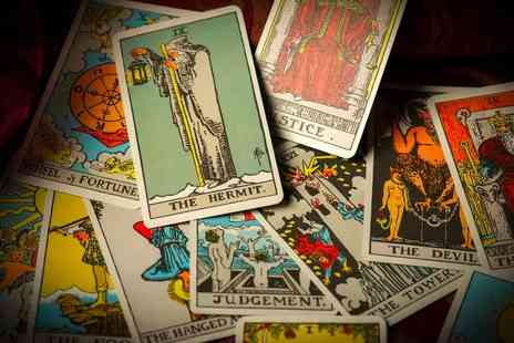 Blessed Be - Tarot card, angel or psychometric reading via email, phone or Skype - Save 0%
